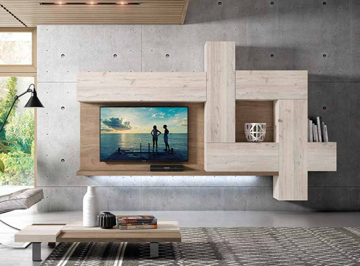 mueble-salon-comedor-moderno-canoil-best-33 - Muebles Aldama